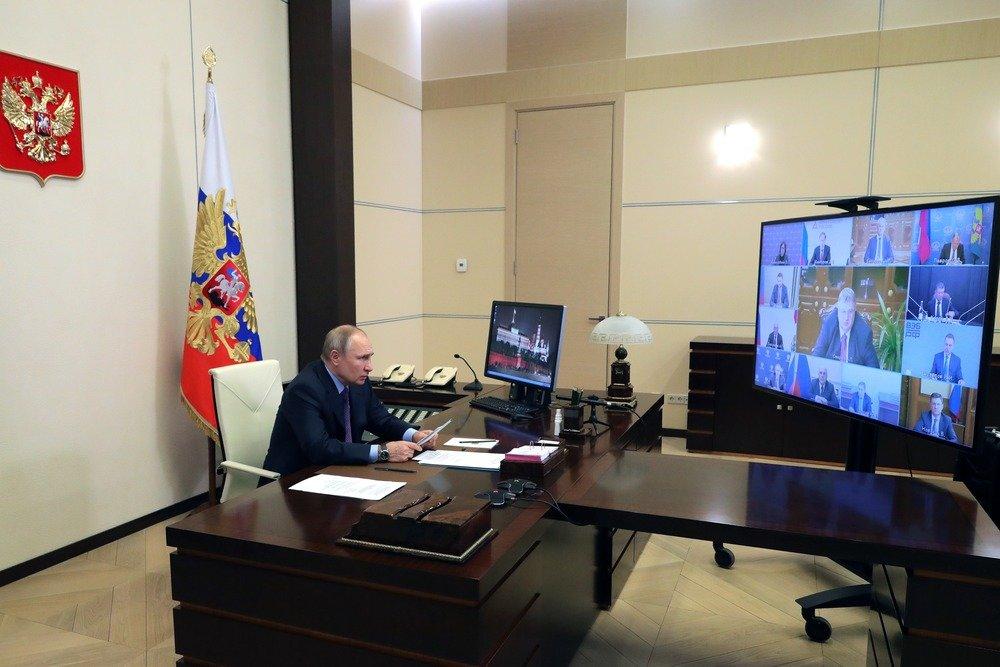 Putin: Zemlje Evroazijske ekonomske unije počele da formiraju zajedničko tržište za gas, naftu i naftne derivate