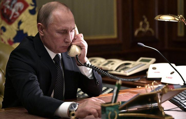 Predsednik Putin razgovarao s predsednikom Evropskog saveta