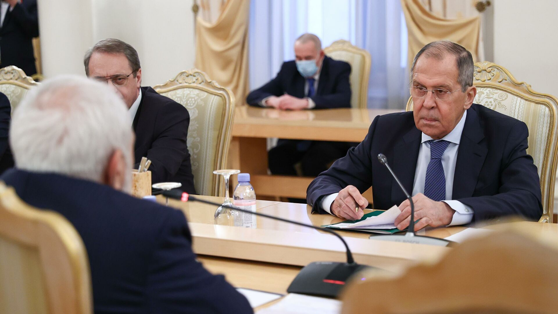 Lavrov: Odnosi Moskve i Teherana neće zavisiti od hirova SAD-a