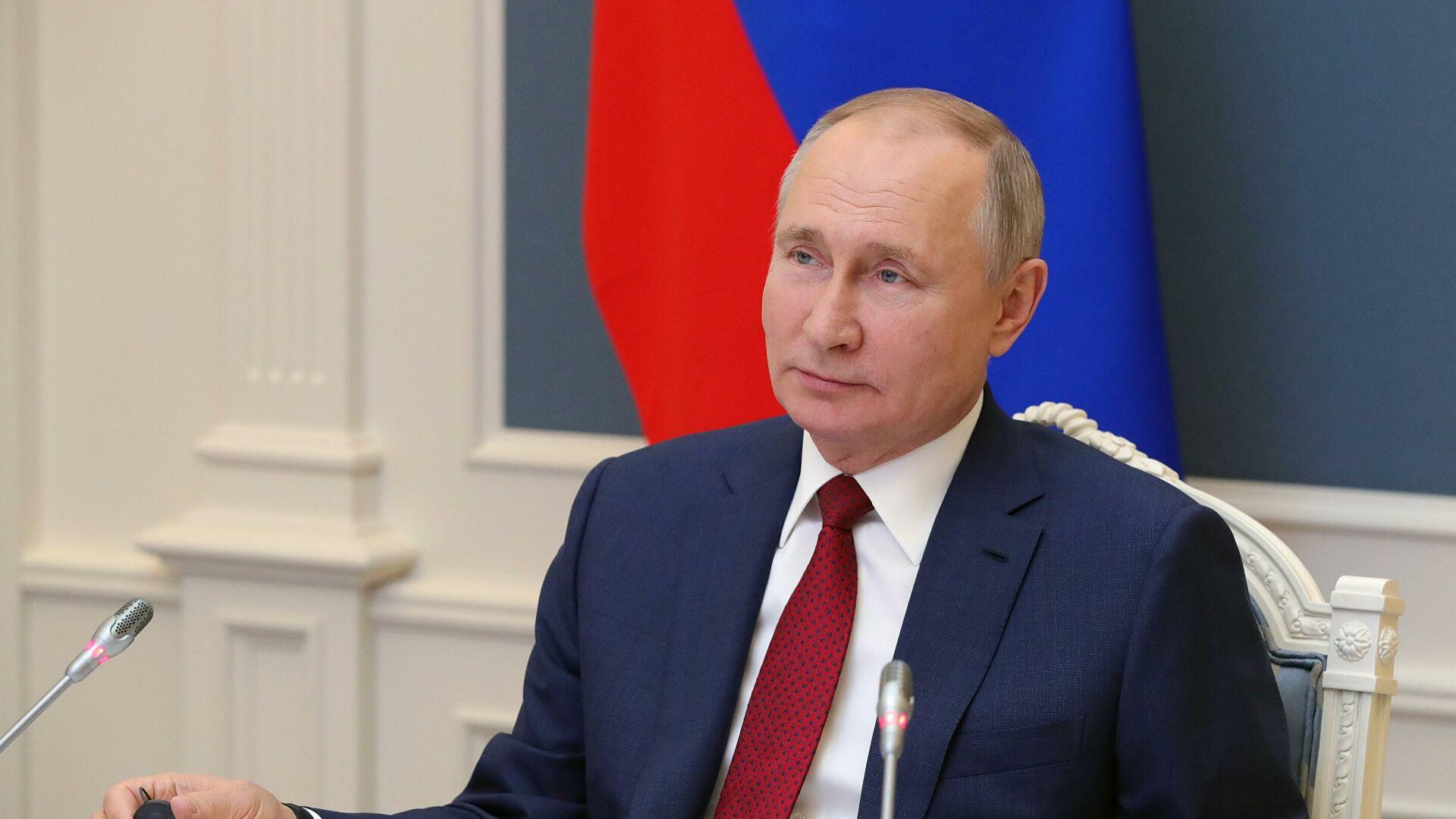 Путин: Заиста се надам да је глобални сукоб немогућ, то би значило крај цивилизације