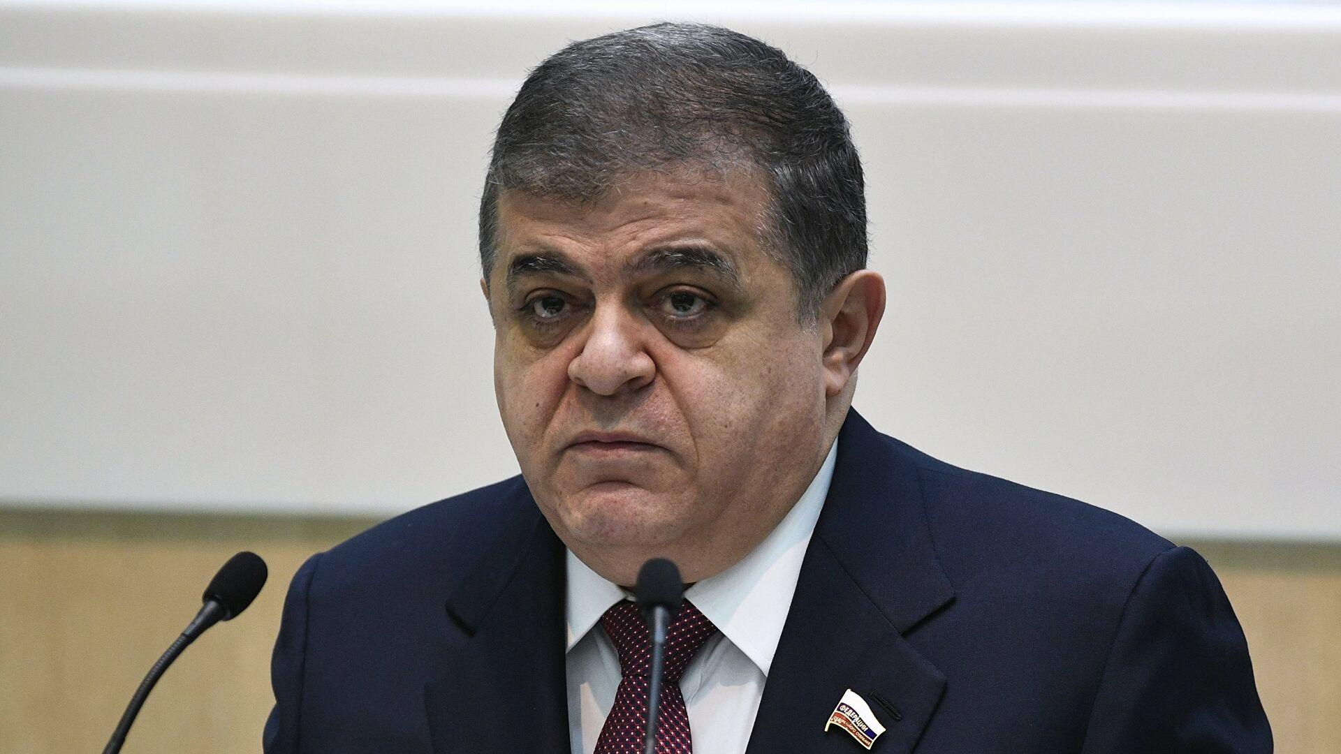 Џабаров: То смрди на издају. Можете ли да замислите да америчка организација тражи од Владимира Путина да наметне санкције америчком председнику