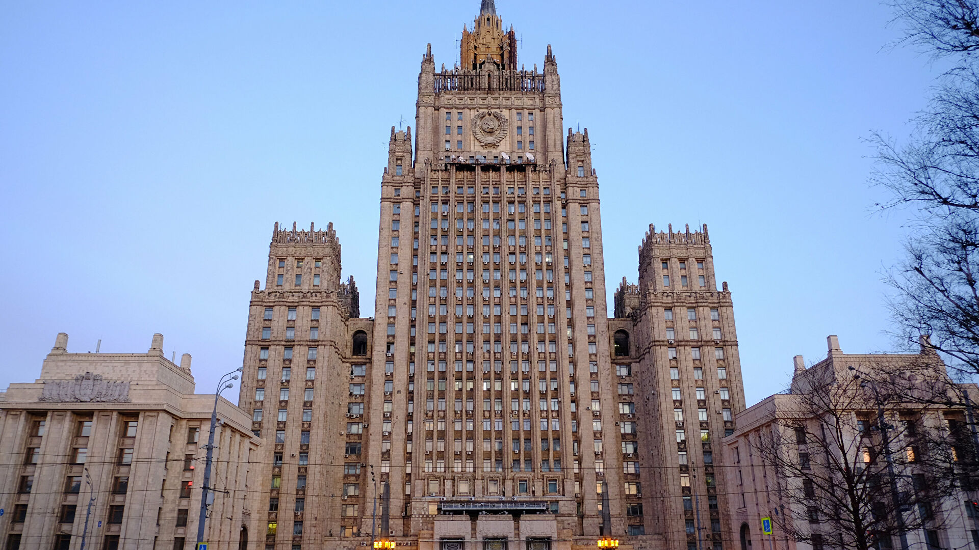 """""""Главни задаци Русије у региону Блиског истока су деескалација и нормализација ситуације, као и спречавање избијања нових војних кризај"""""""