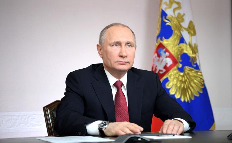 Председник Путин честитао Дан државности Србије