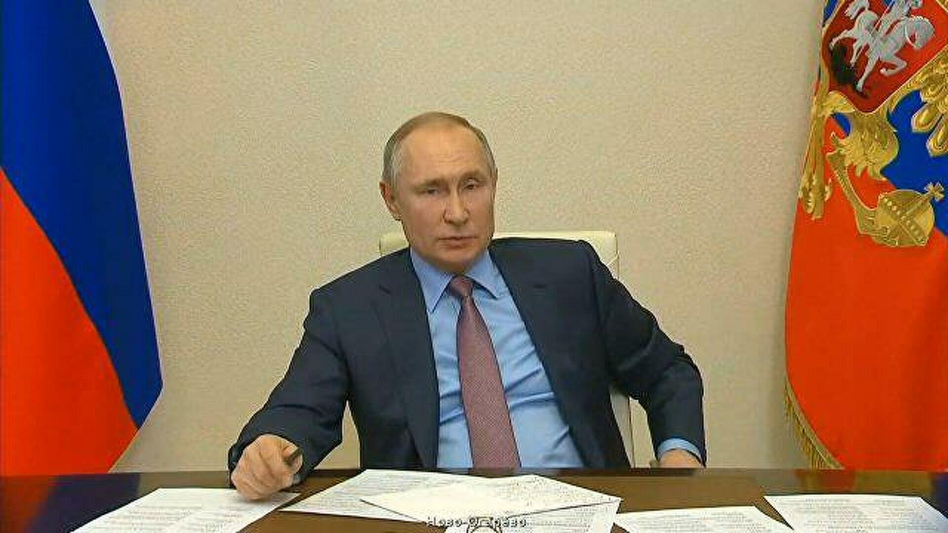 Putin:  Što smo sve jači, to se jače sprovodi ova politika obuzdavanja