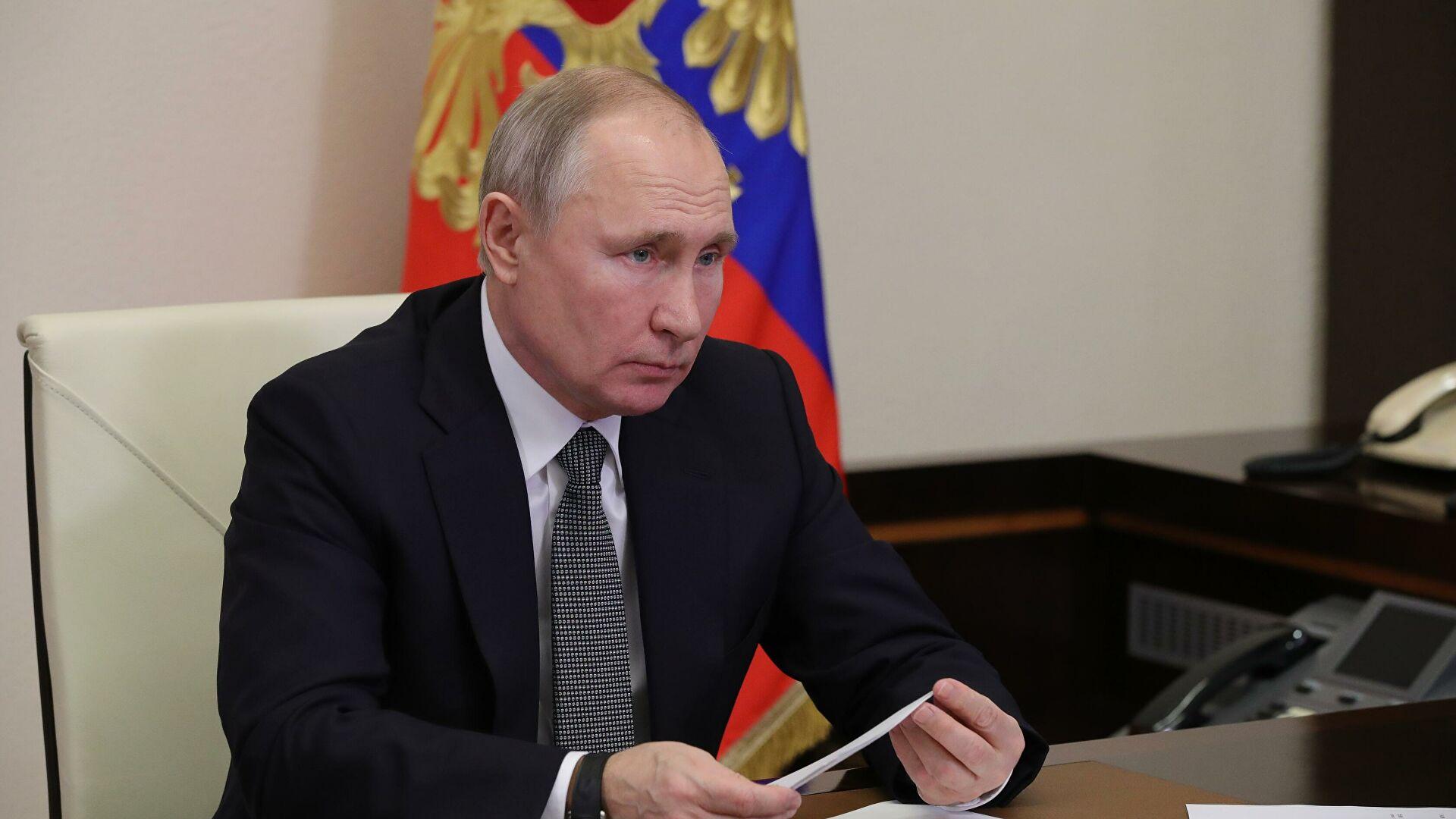 Песков: Рејтинг председника Владимира Путина и поверење у њега заснивају се на делима