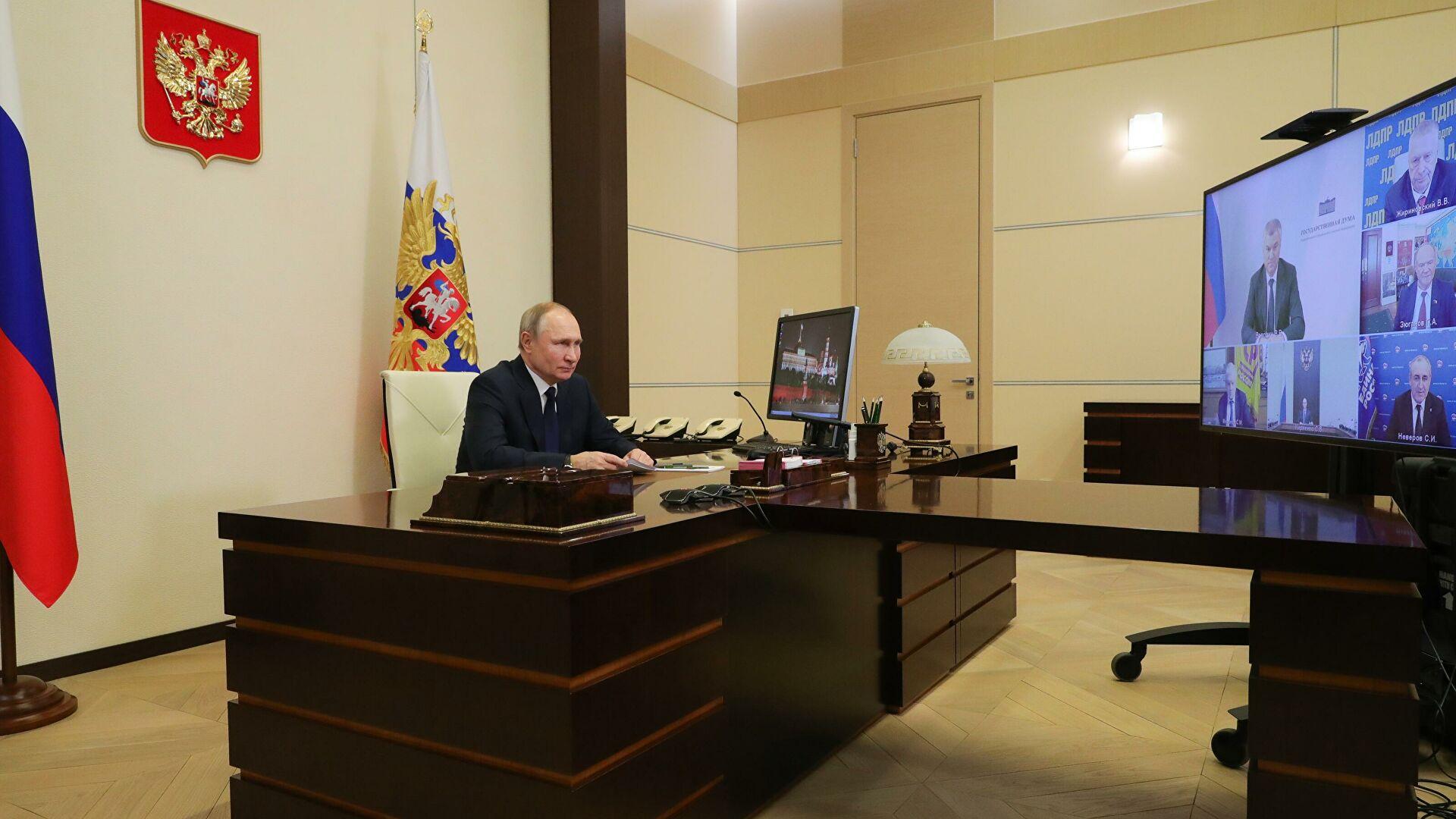 Путин активности страних ИТ компанија назвао изазовом за Русију