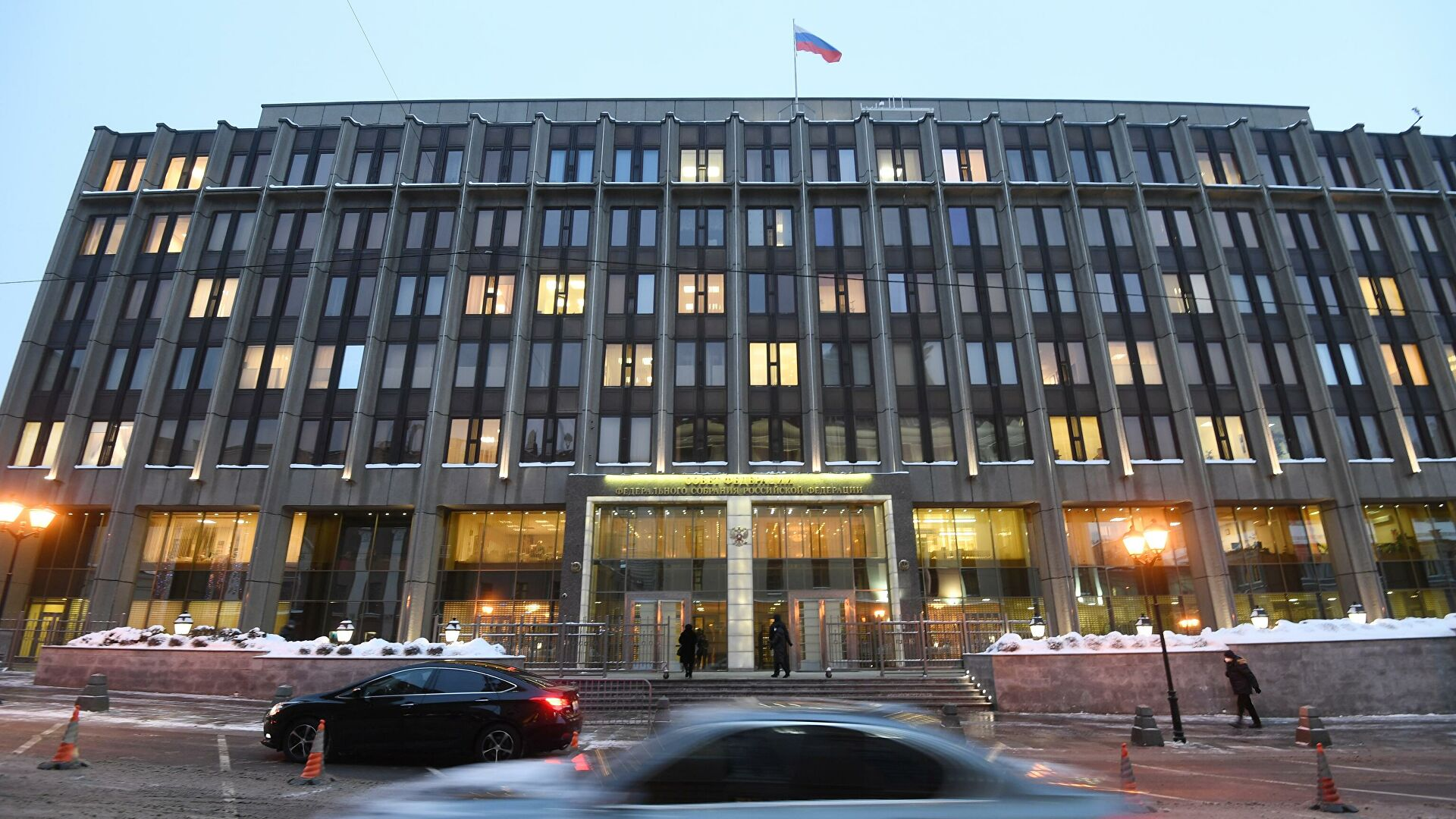Савет федерације усвојио закон о санкцијама за цензуру руских медија