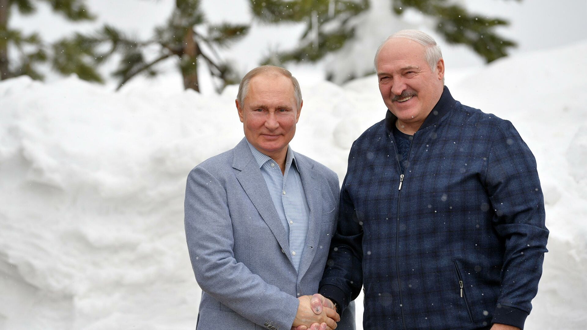 Putin: Nivo interakcije, strateškog partnerstva i saveza potvrđen između Belorusije i Rusije