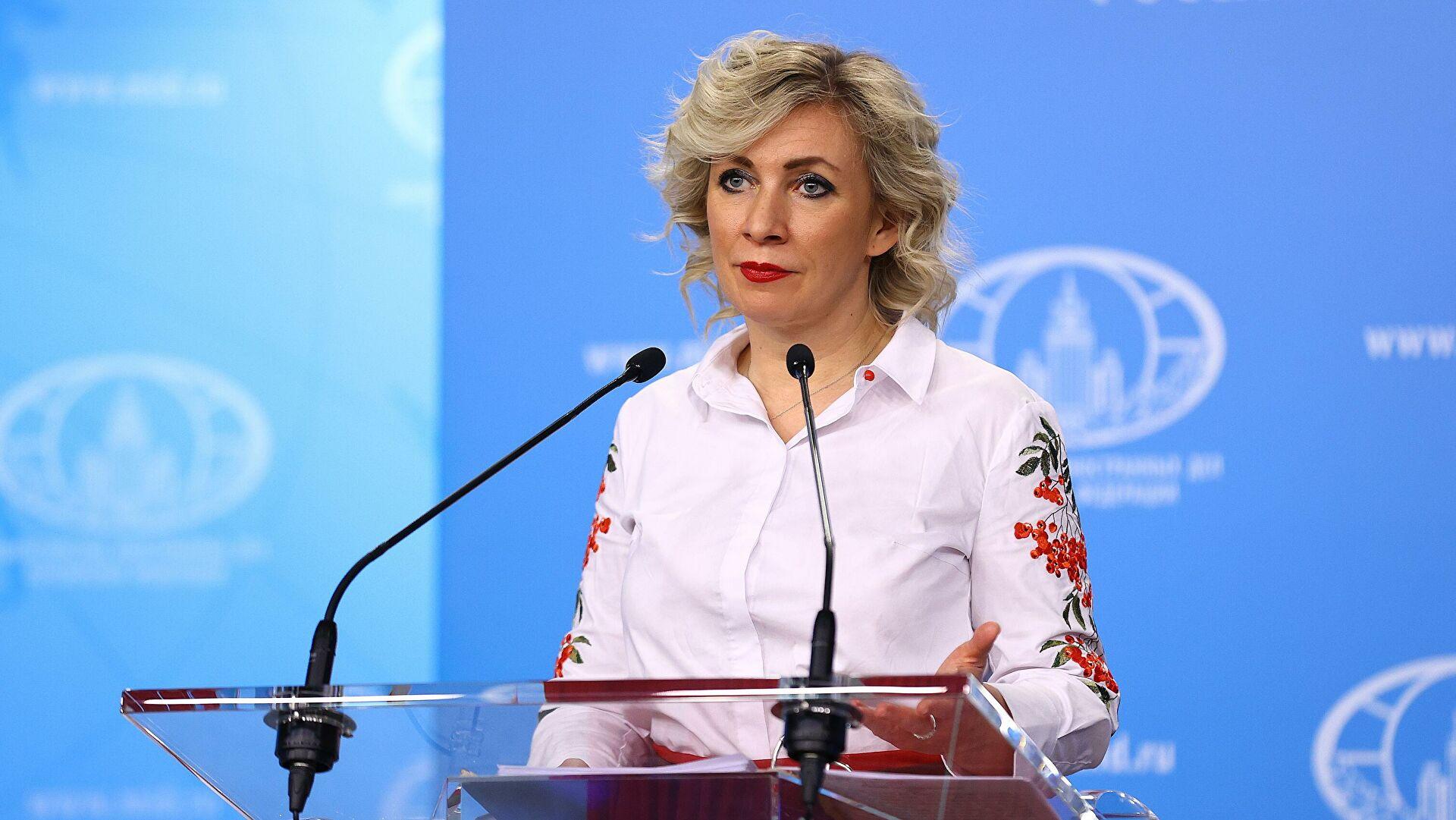 Захарова: Одлука ЕУ да прошири санкције против Русије циркус са унапред припремљеним сценаријом