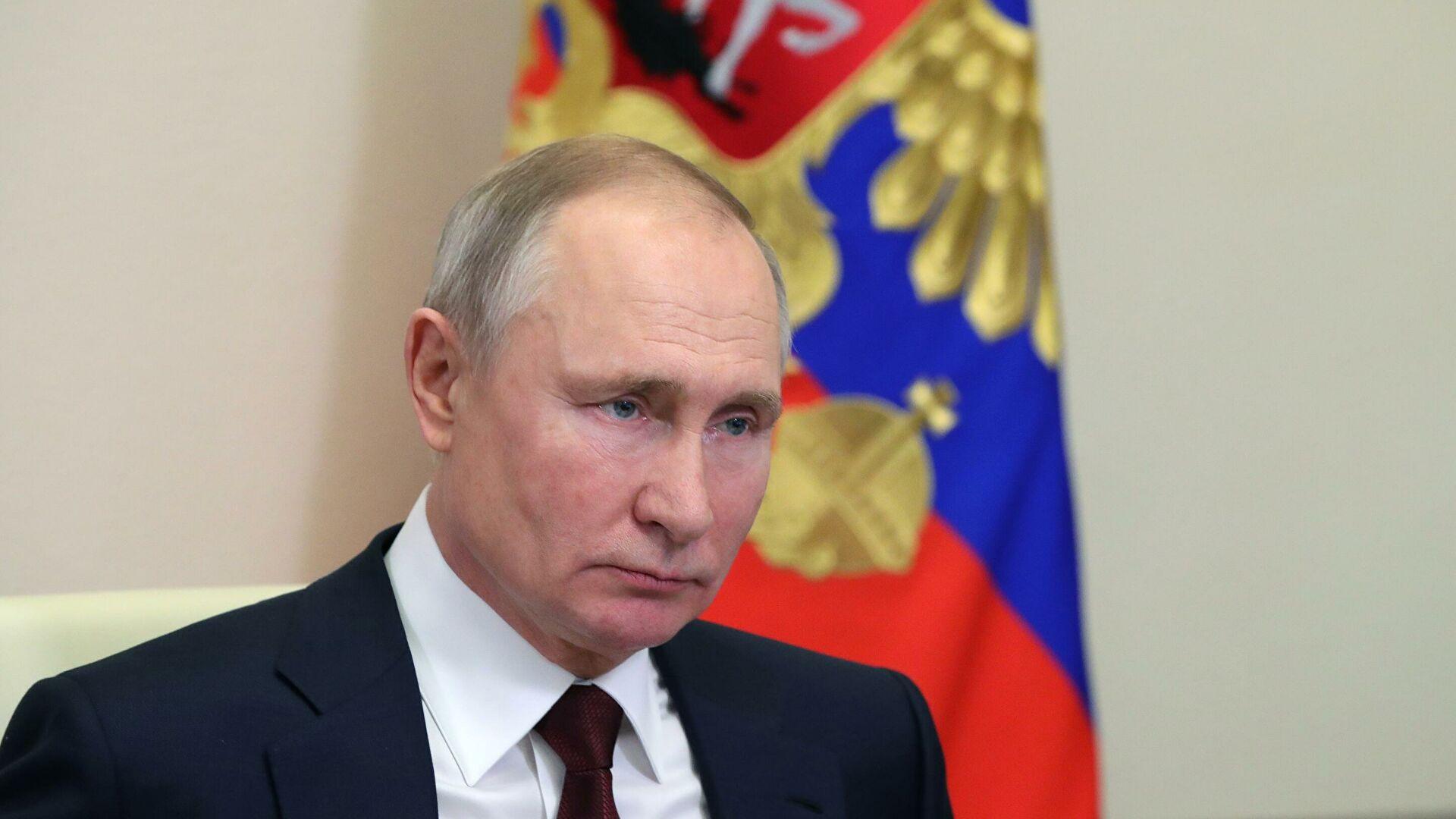 Путин: Против нас се води циљана информативна кампања са оштрим и неутемељеним оптужбама по бројним питањима