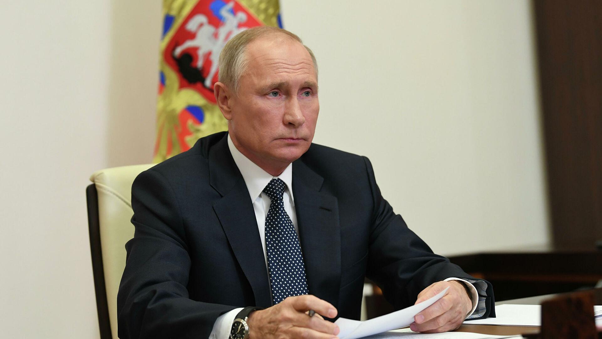 Путин: Питања државне безбедности увек остају приоритет