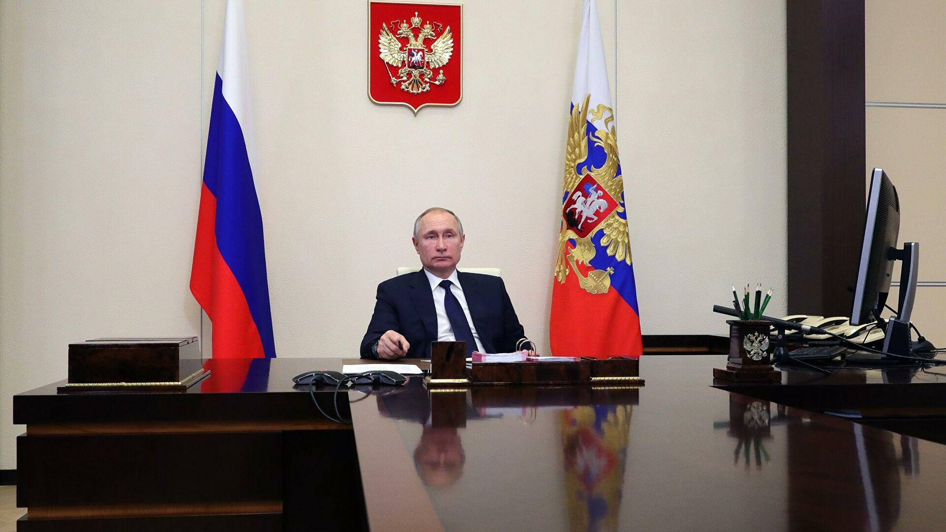 Путин: ФСБ прошле године спречио активности 423 агента страних специјалних служби