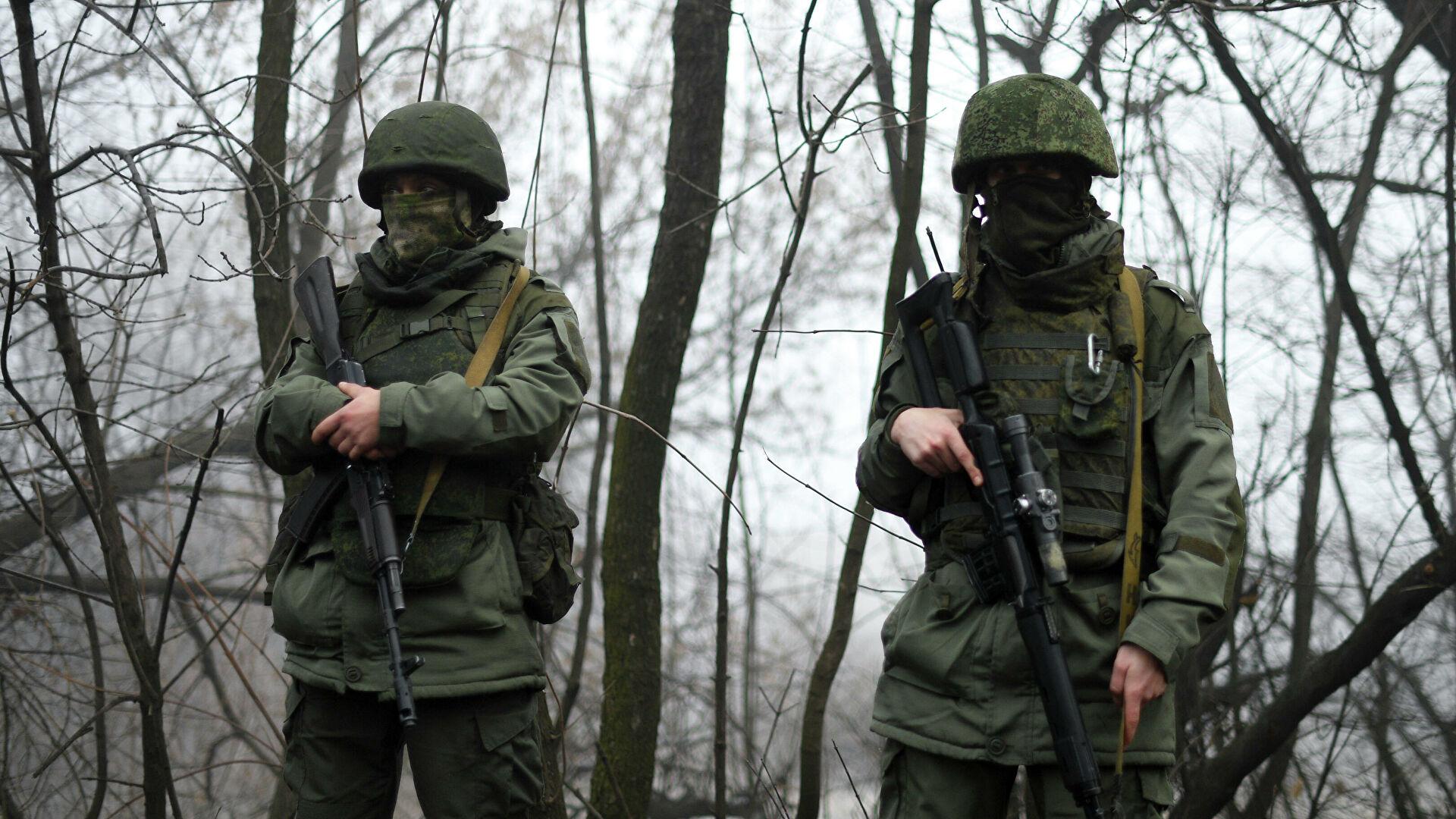 Гризлов: Украјина изазива ескалацију конфликта у Донбасу