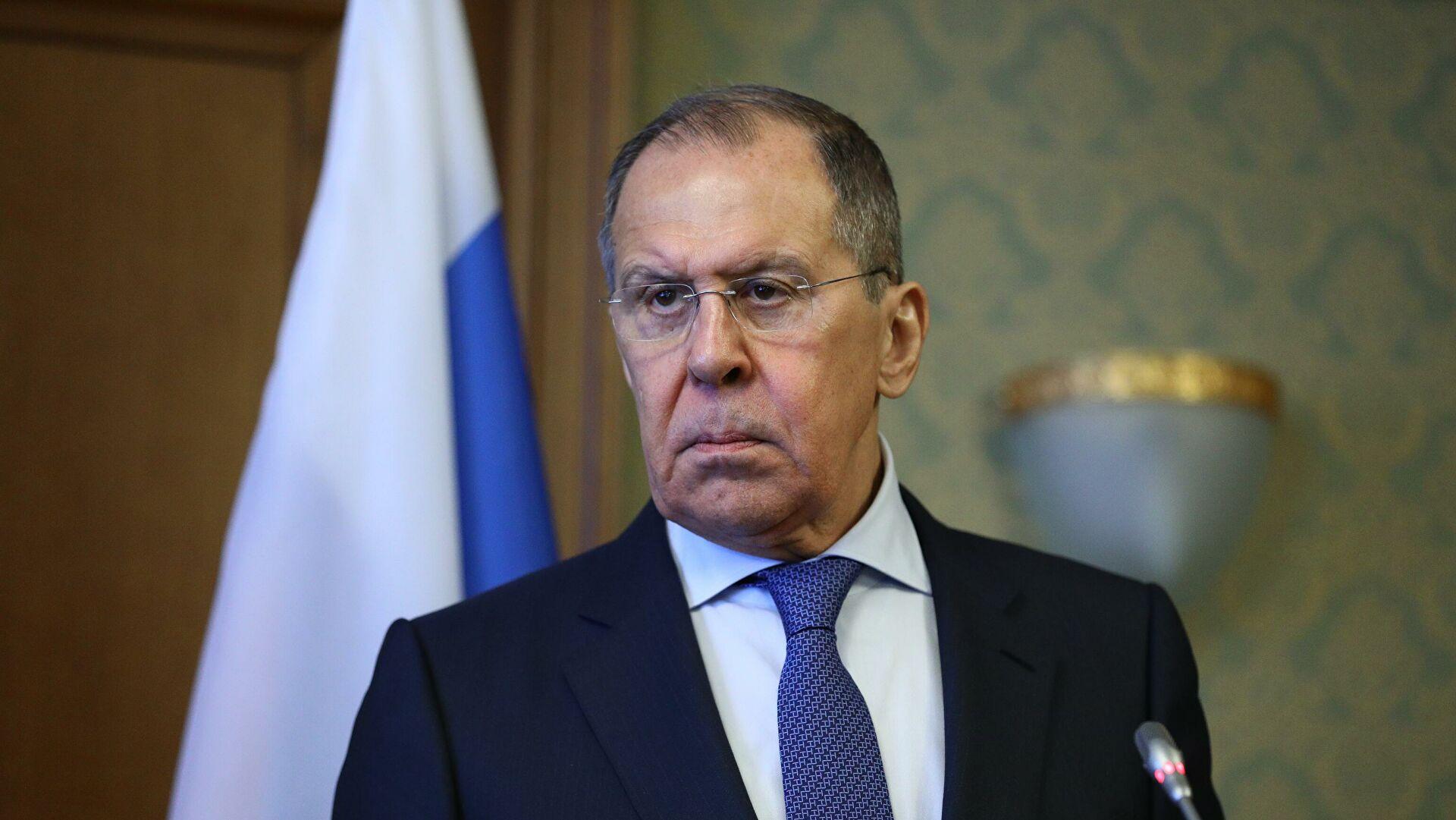 Лавров: Тренутну политику ЕУ према нашој земљи тешко је назвати пријатељском