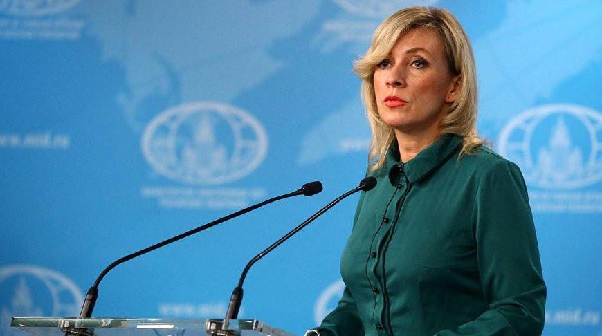 Захарова: Русија неће оставити још једну непријатељску акцију ЕУ без реципрочног одговора