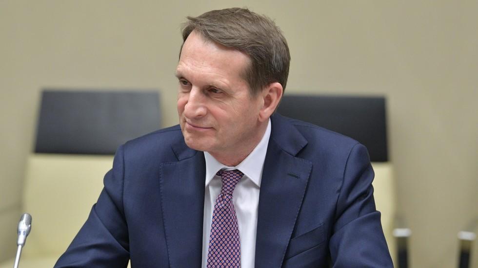 РТ: САД спремне да подрже грузијску опозицију јер влада у Тбилисију више не плеше по мери Вашингтона - Наришкин