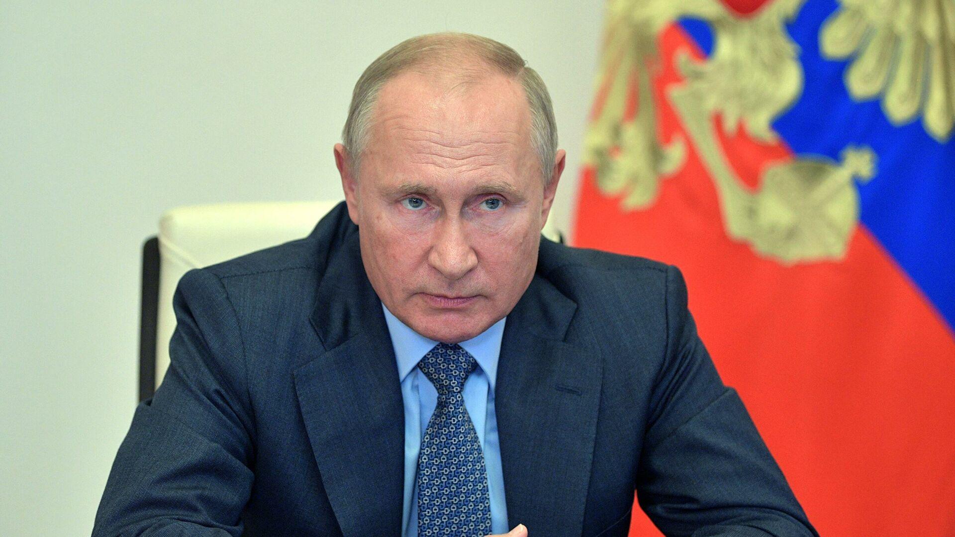 Путин о референдуму на Криму: Полазио сам од чињенице да су могући трагични догађаји којима данас сведочимо у Донбасу