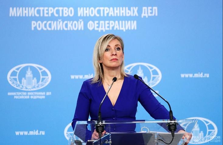 Захарова: Припрема се читав пакет закона који ће штитити руске медије и кориснике од бескрајног немогућег безакоња Запада
