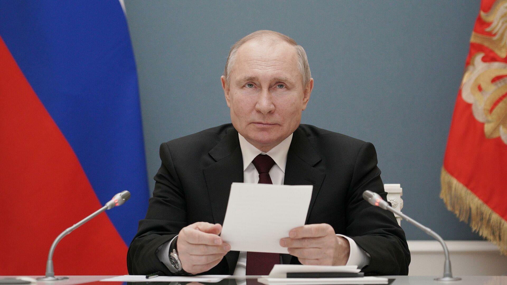 """""""Историјски датум"""": Путин честитао Кримљанима поновно уједињење Крима са Русијом"""