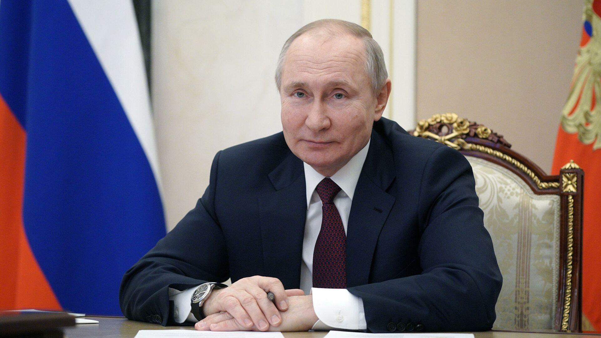 Путин пожелео Бајдену добро здравље, након тешких речи америчког председника