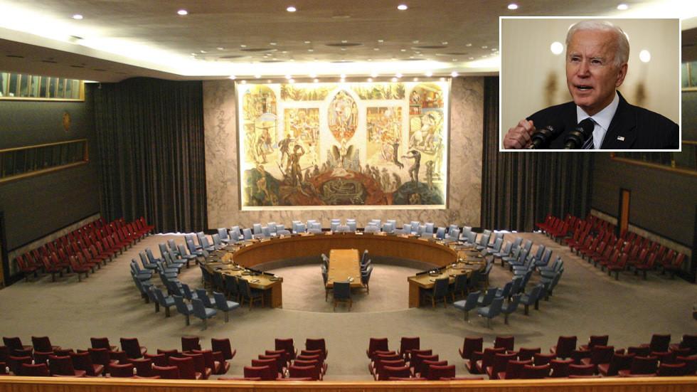 РТ: Русија једина земља која је одбила да пошаље свог највишег представника УН-а на разговоре са Бајденом