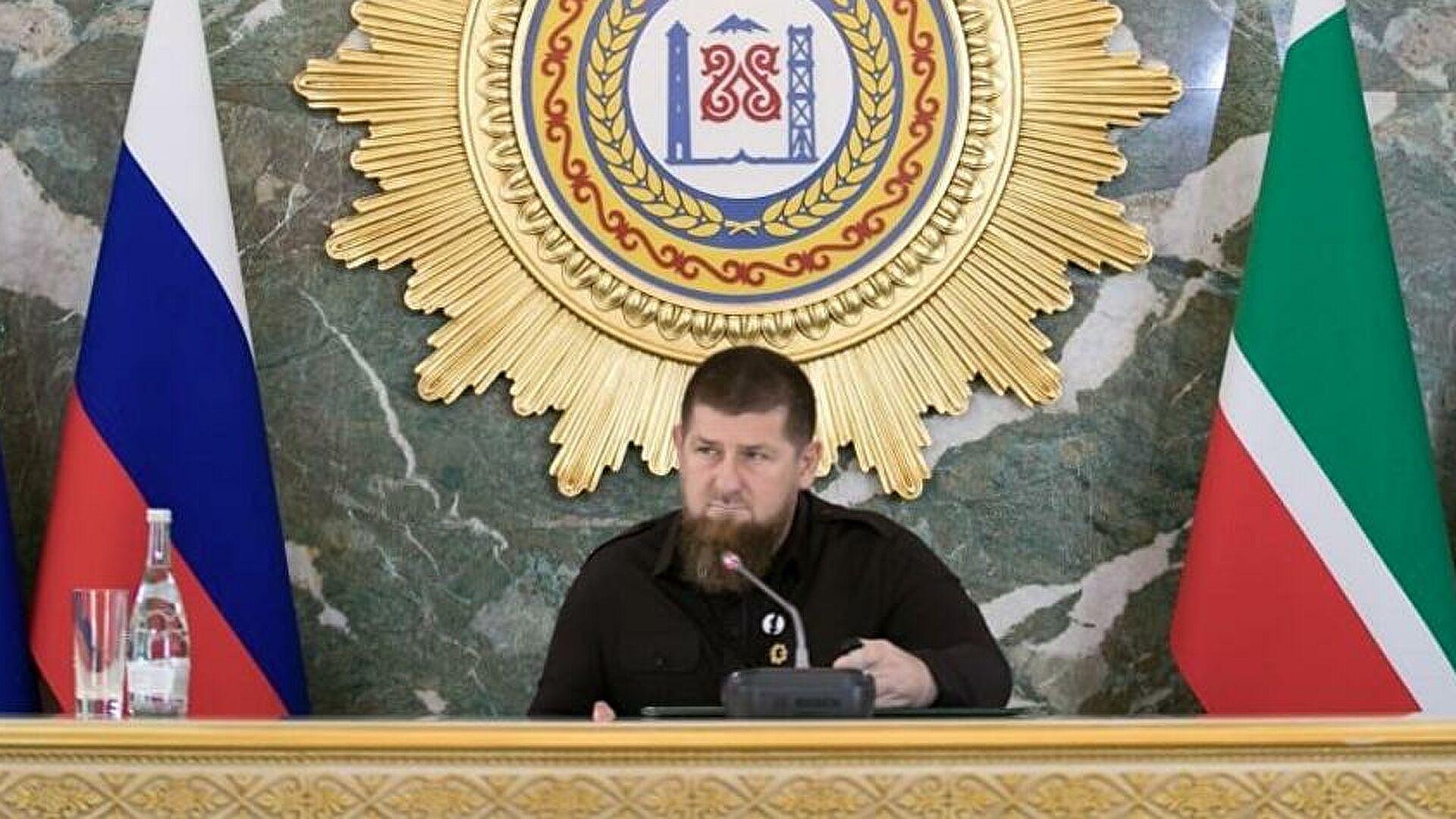 """Кадиров позвао Бајдена да """"буде мушко"""" и прихвати Путинов предлог за дискусију уживо"""