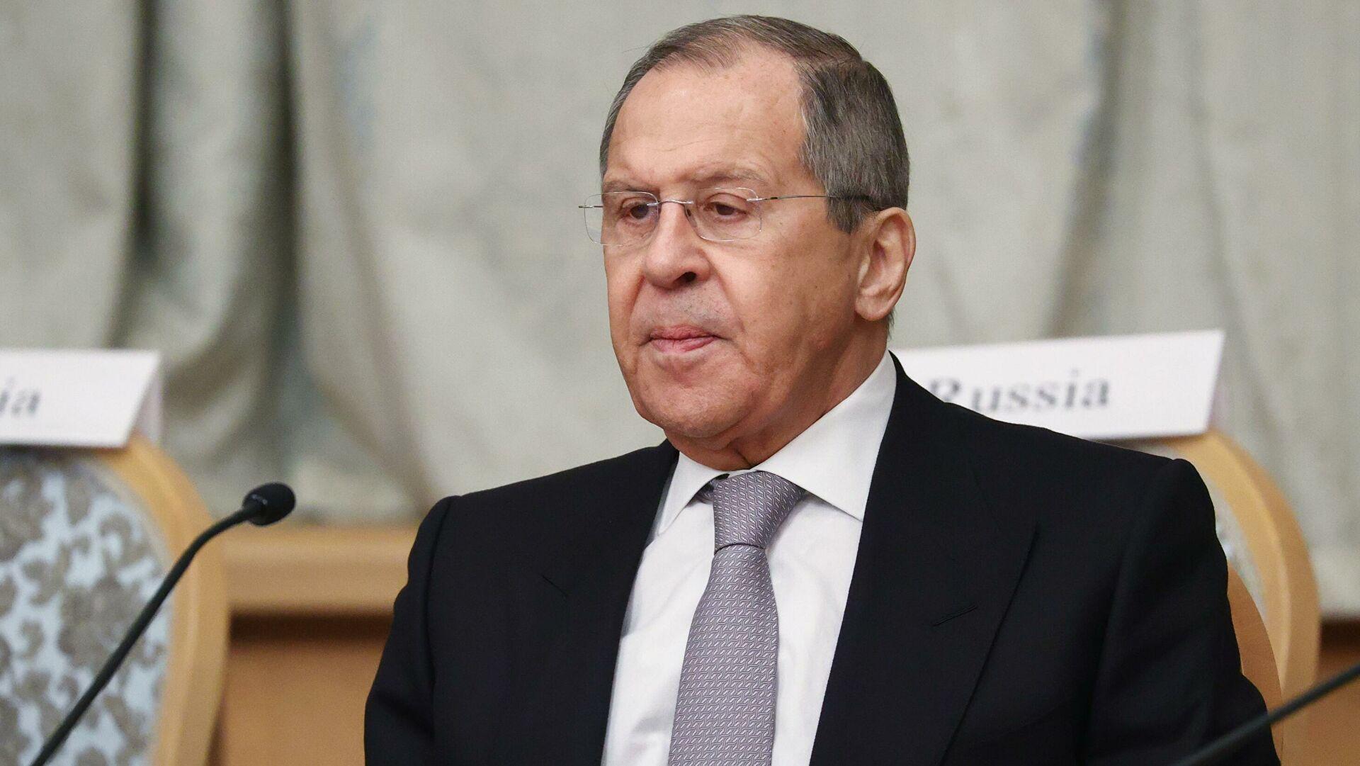 Лавров: Брисел уништио односе са Москвом