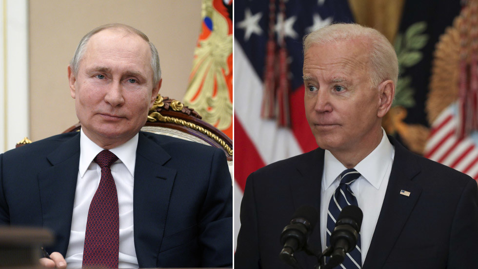 """РТ: Вређање Путина требало би да буде кажњиво затворском казном, каже Слуцки, након негодовања због Бајденових коментара """"убице"""""""