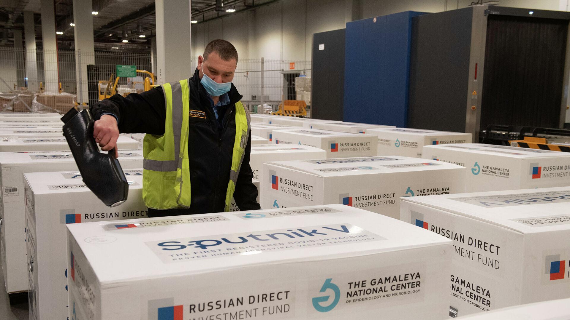 ЕУ покушава да дискредитује руску вакцину против коронавируса - Спољнообавештајна служба Русије