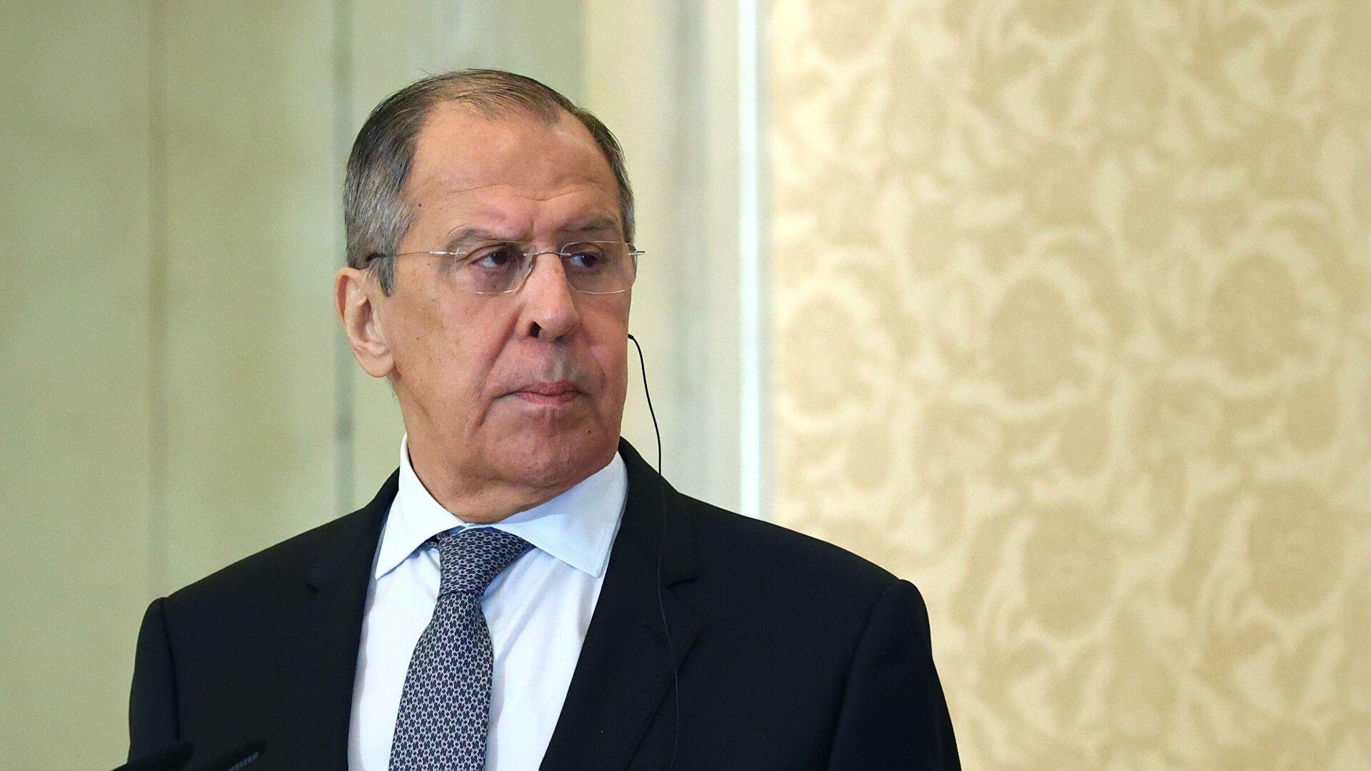 Lavrov: Retorika SAD neprihvatljiva