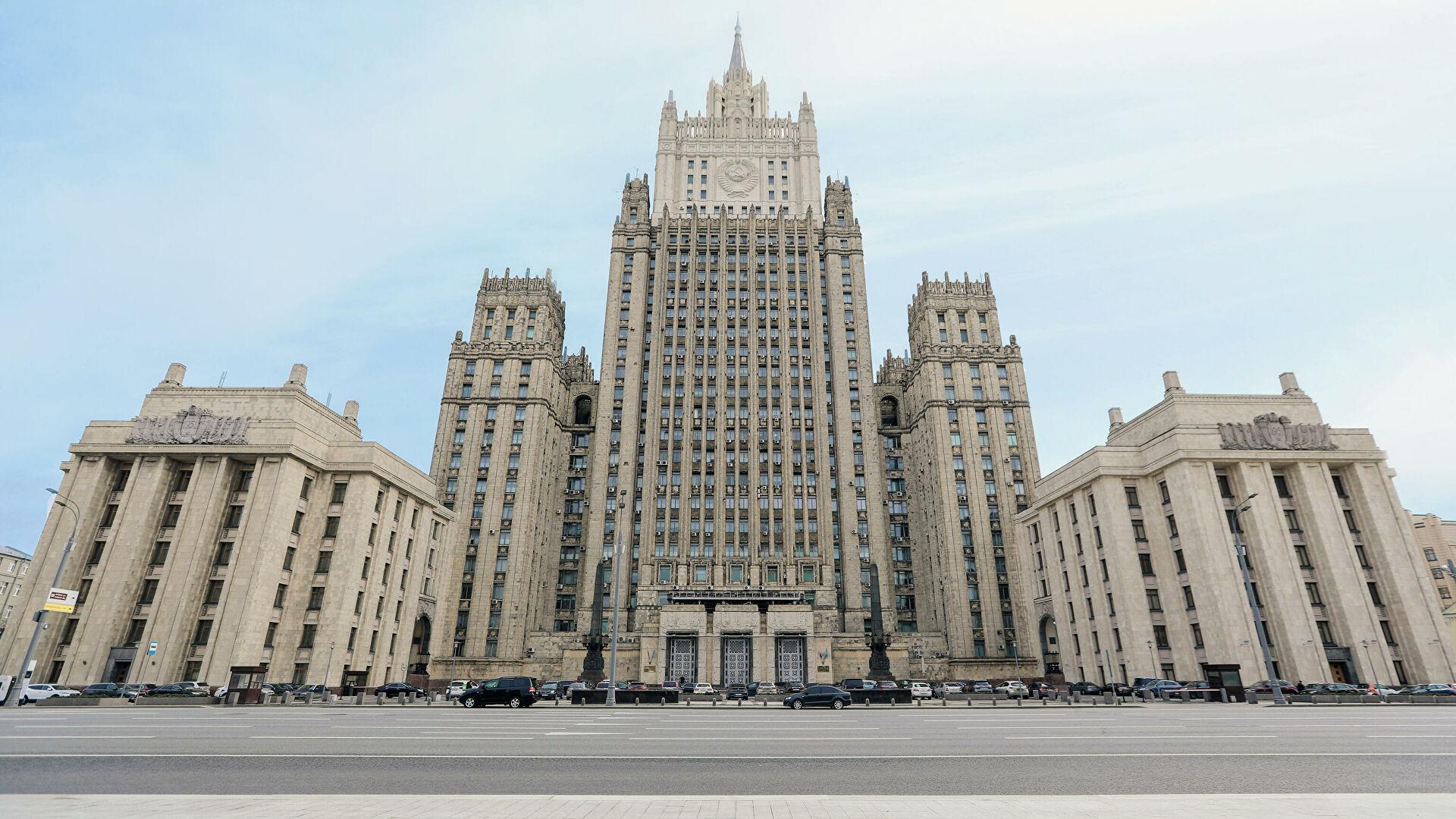 Rjabkov: Moskva upozorila Vašington na posledice provokativne politike Kijeva na istoku Ukrajine