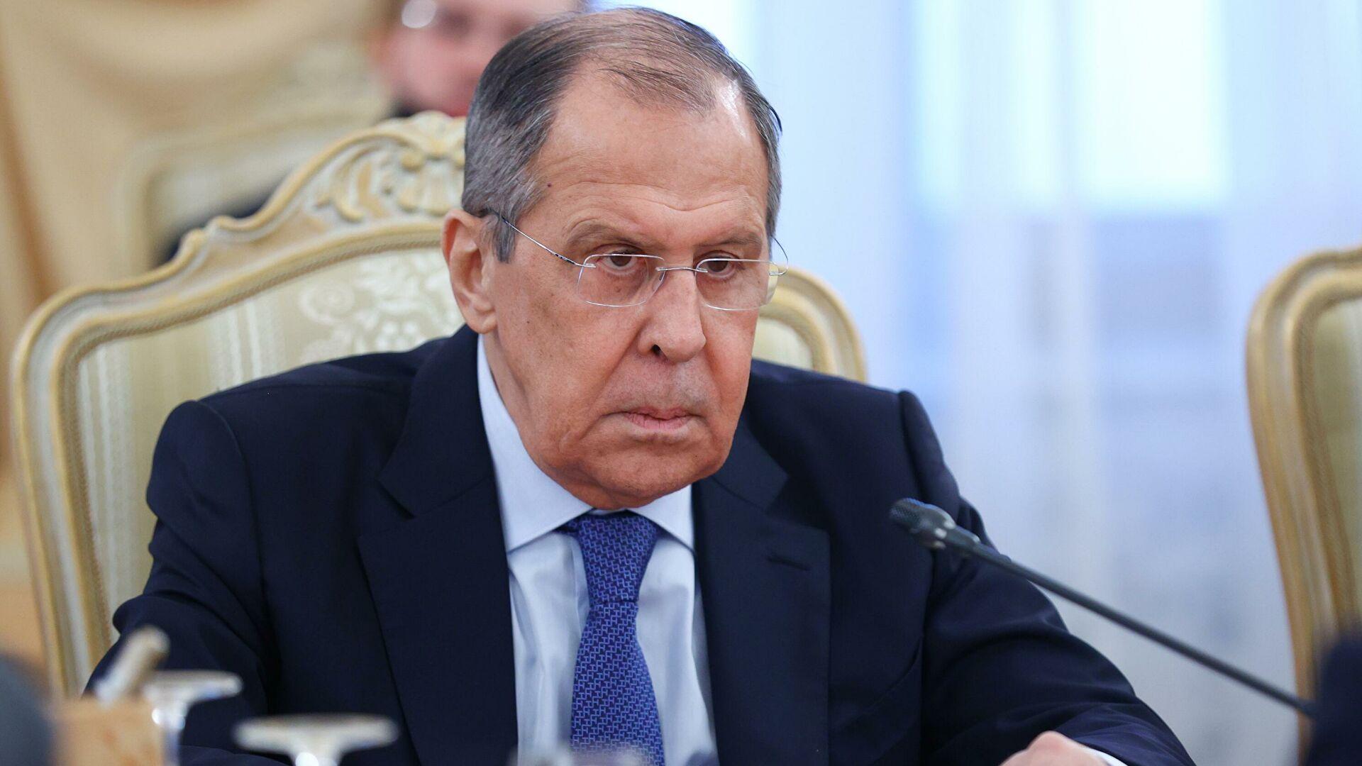 Lavrov: Preporučujemo odgovornim zemljama da ne pothranjuju militaristička osećanja ukrajinskih vlasti