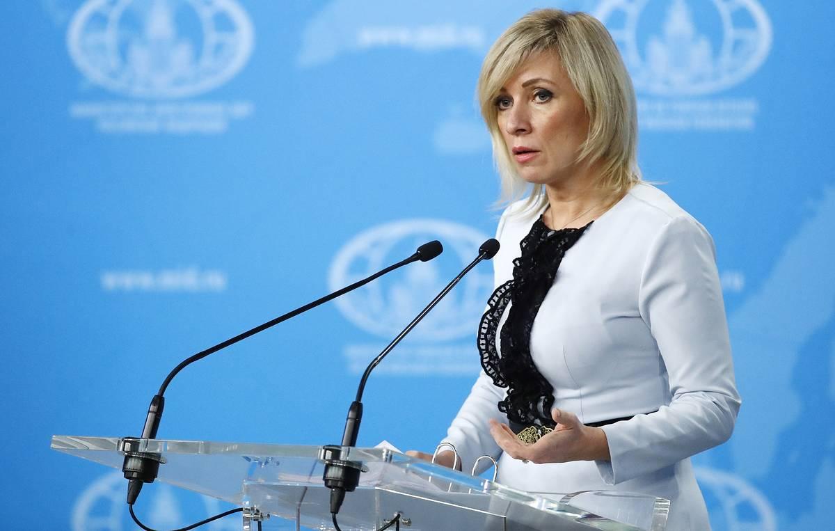 Захарова: Земље НАТО-а својим провокативним дејствима погоршавају ситуацију око Украјине која не улази у његову зону одговорности