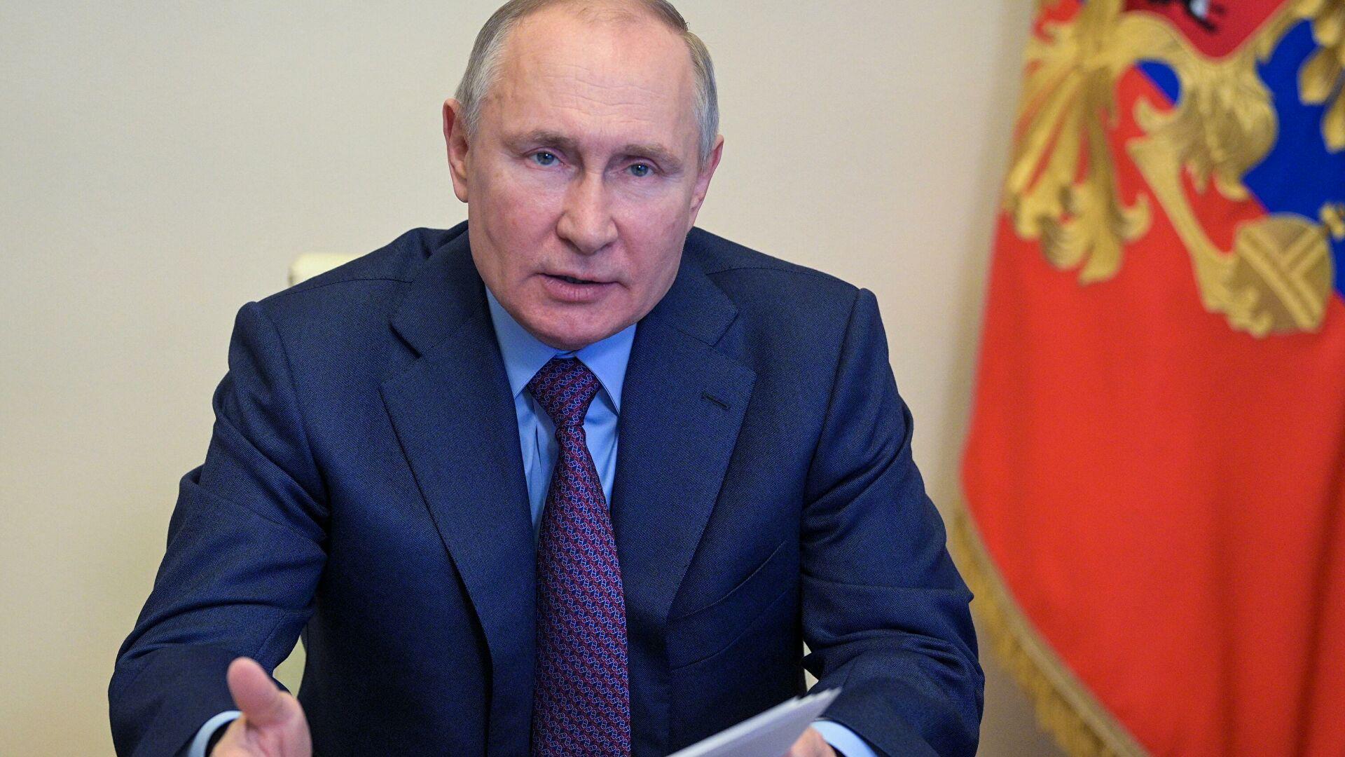 Песков: Путин разговарао са Бајденом о покушају пуча у Белорусији