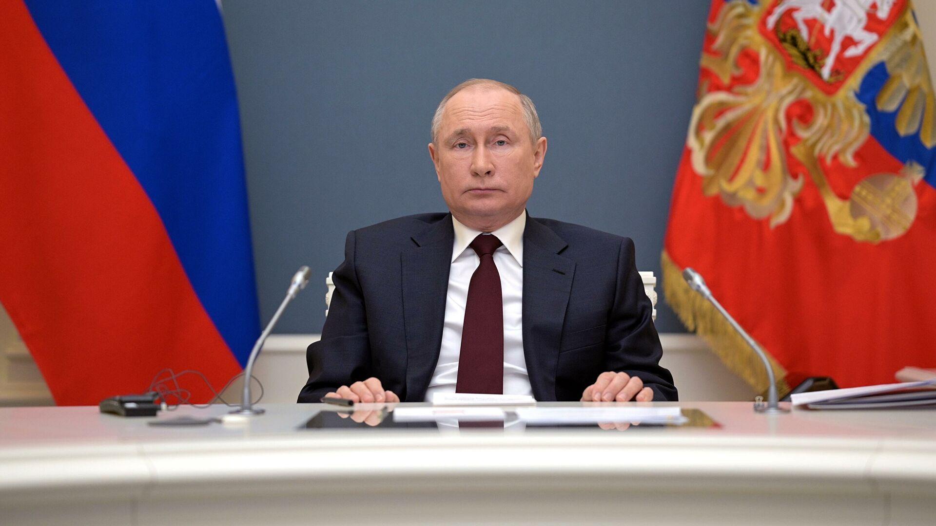 Putin potpisao Ukaz o neprijateljskim postupcima stranih država
