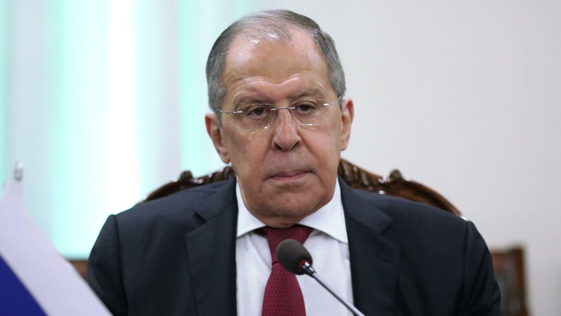 Лавров: Становници Донбаса не желе рат са Кијевом