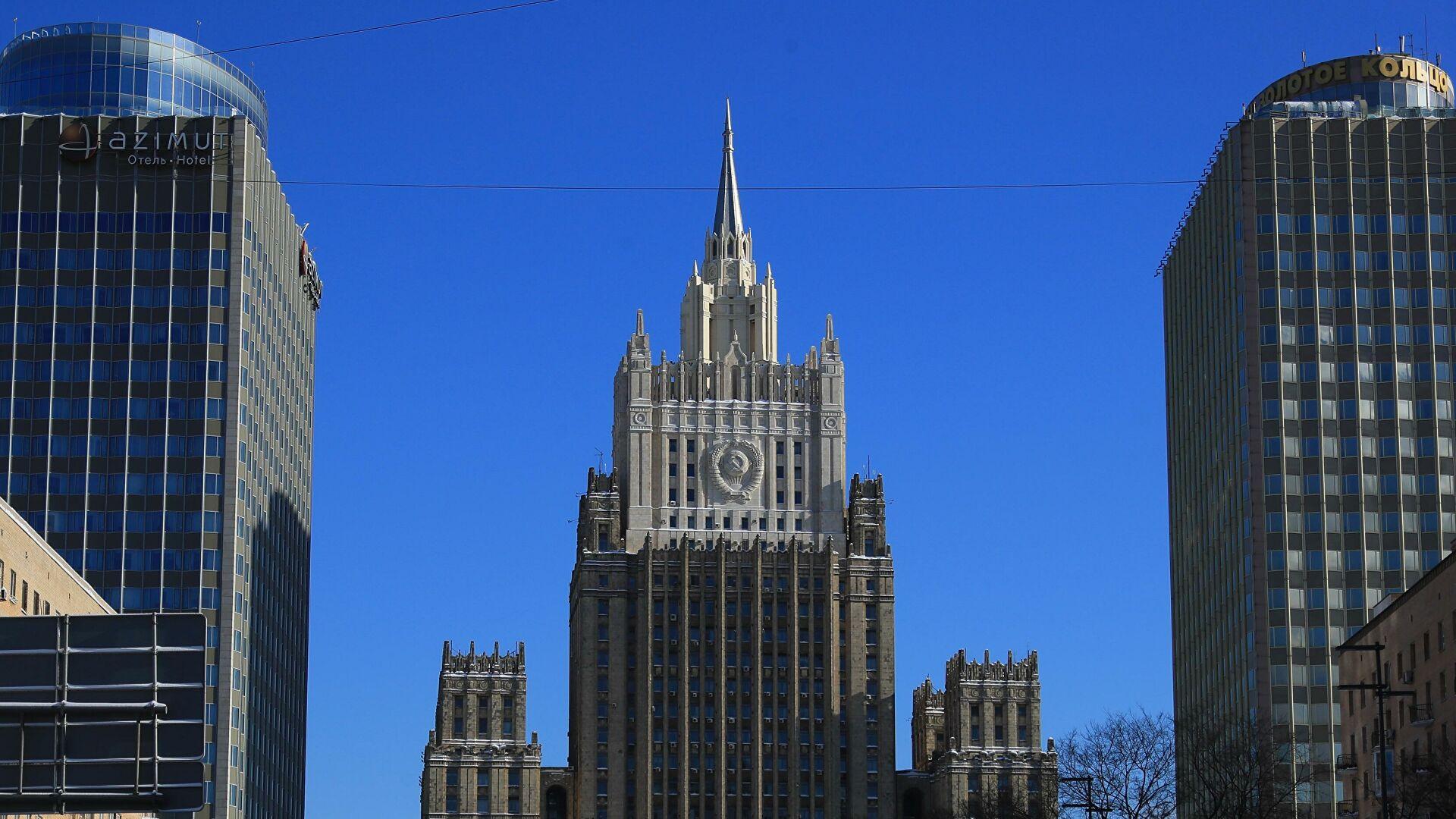 Русија протерује дипломате из Словачке, Летоније, Литваније и Естоније
