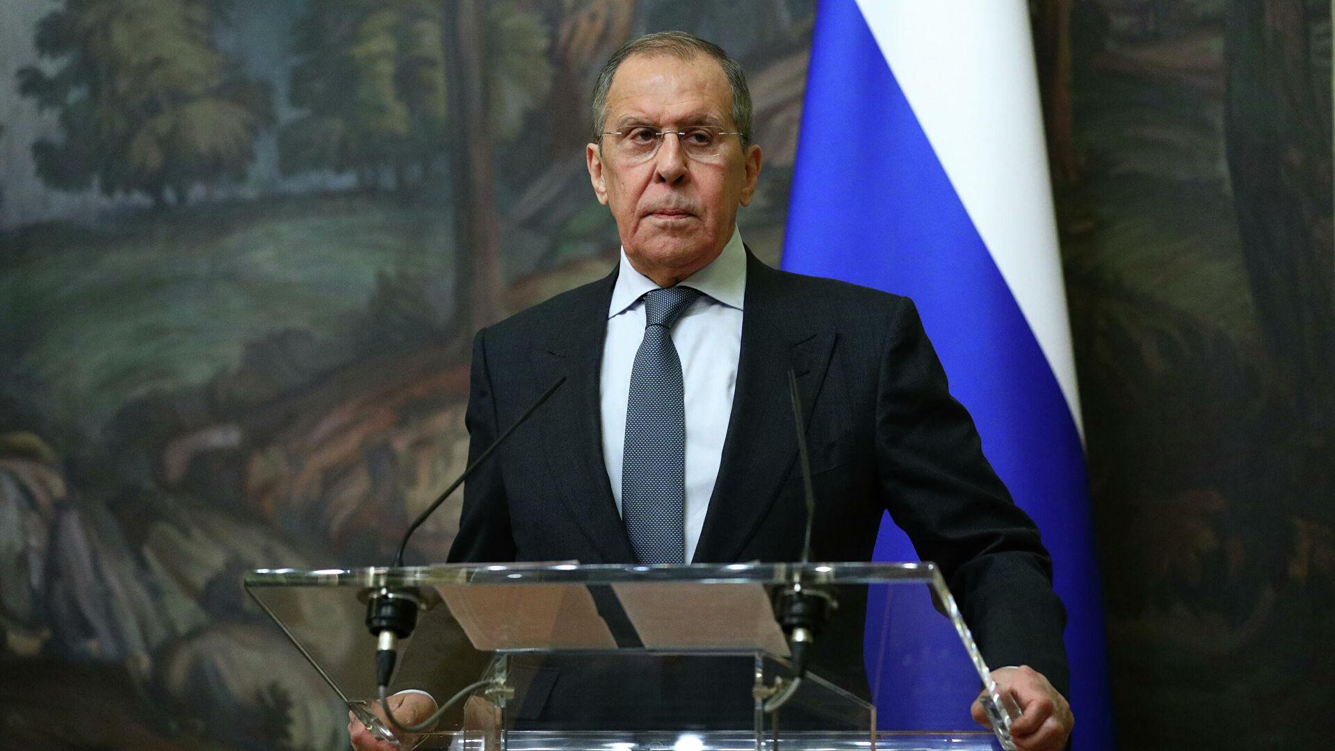 Lavrov: Neprihvatljivi pokušaji nametanja totalitarizma od strane SAD-a i EU