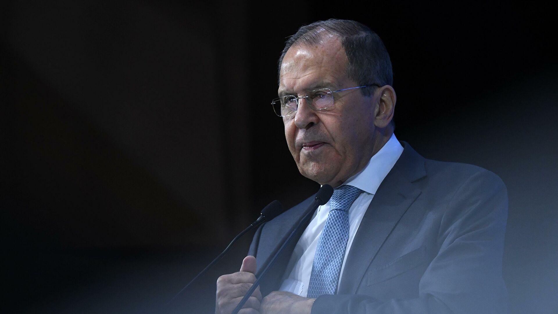 Лавров: Наставићемо да одговарамо на било какве провокације и непријатељске кораке ЕУ
