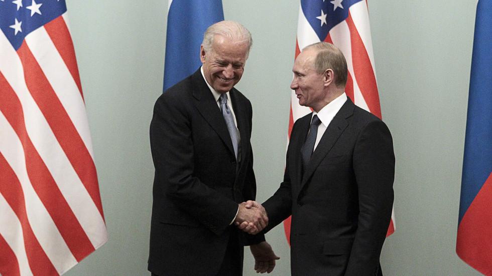 РТ: Дугоочекивани први сусрет Путина и Бајдена одржаће се у неутралном швајцарском граду Женеви 16. јуна