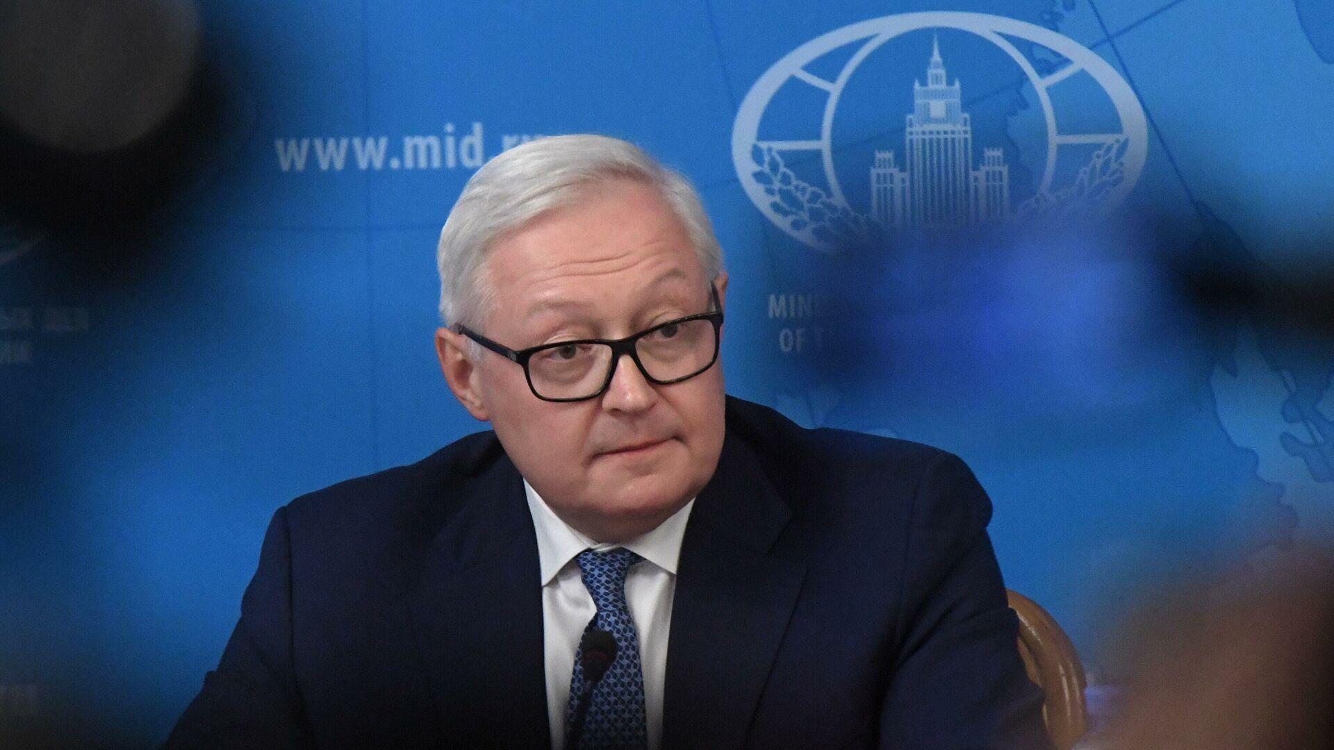 Рјабков: Одлука САД-а да се не врате Уговору о отвореном небу погоршава позадину предстојећег самита Путина и Бајдена