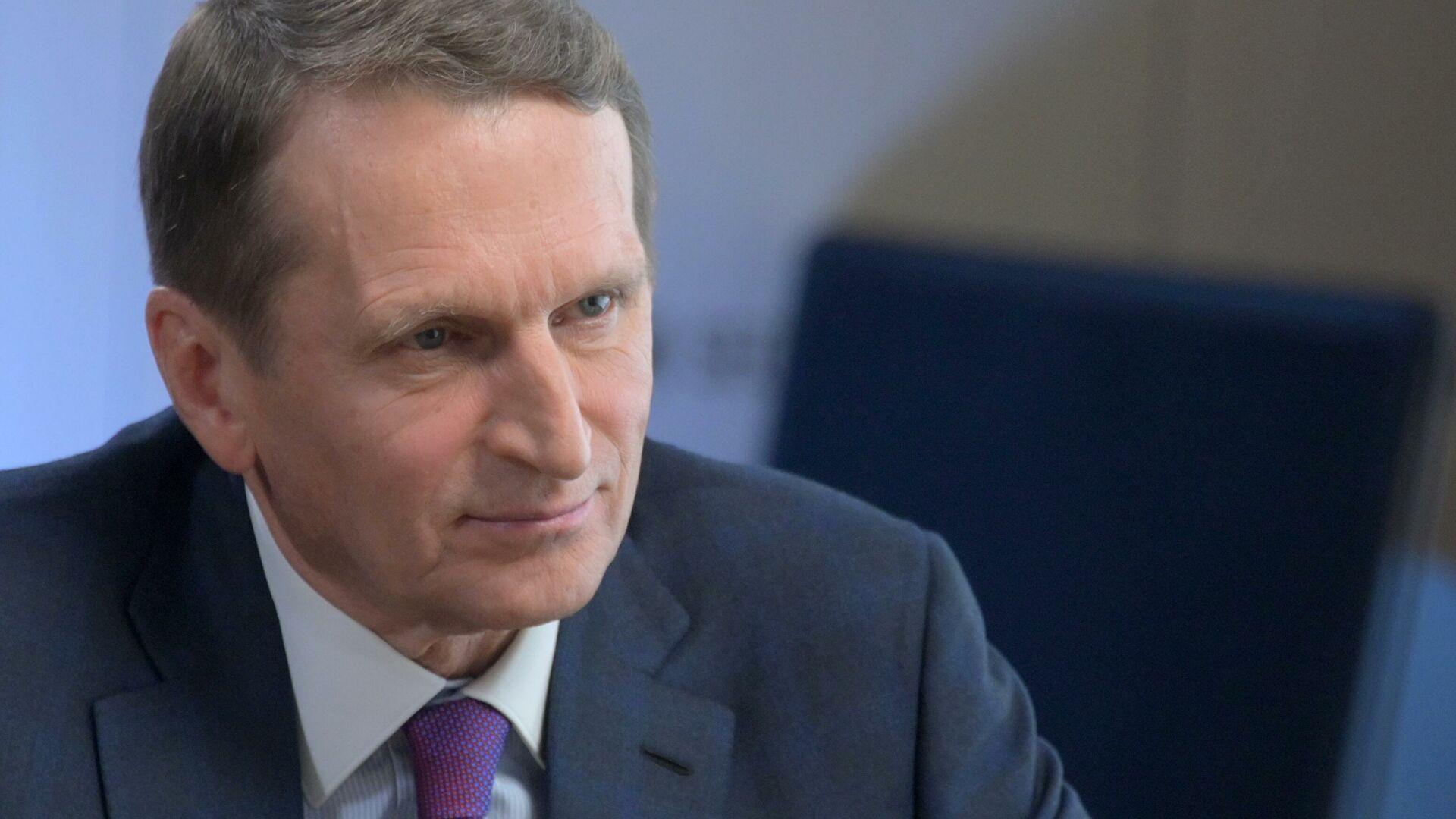 Наришкин: Русија и Белорусија неће седети скрштених руку на акције Запада