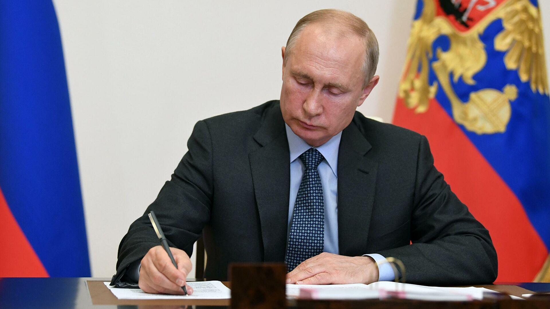 Путин потписао закон о изласку Русије из Уговора о отвореном небу