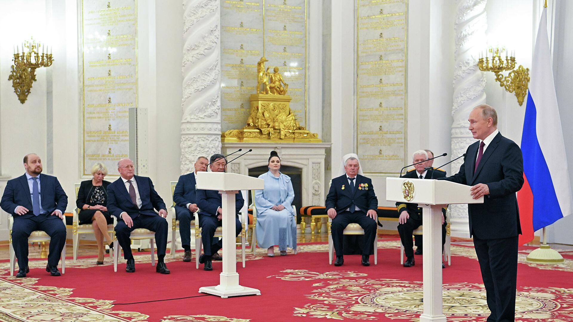 Putin: Ruska nauka prošle godine jasno pokazala svoju moć