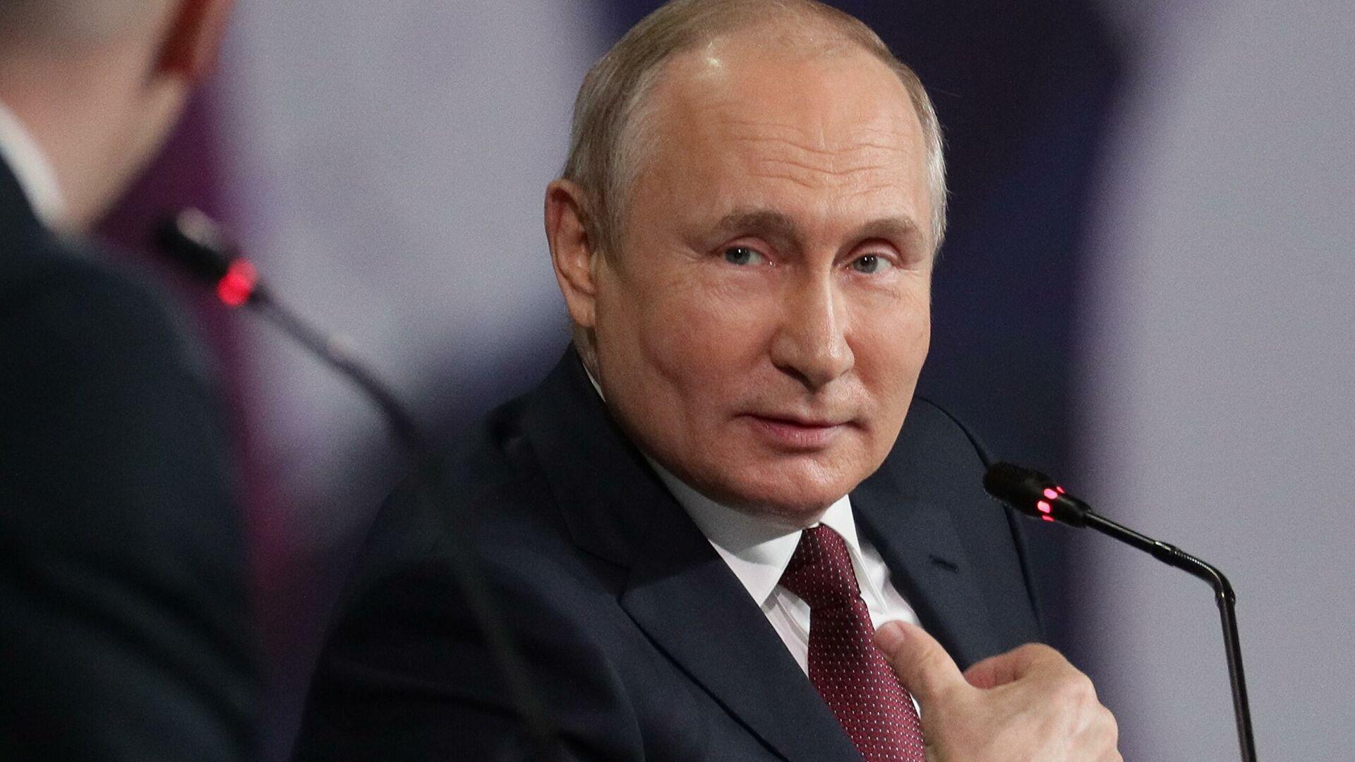 Путин о сусрету с Бајденом: Ако после састанка створимо механизме за рад у свим областима, могло би се рећи да састанак не би био узалудан
