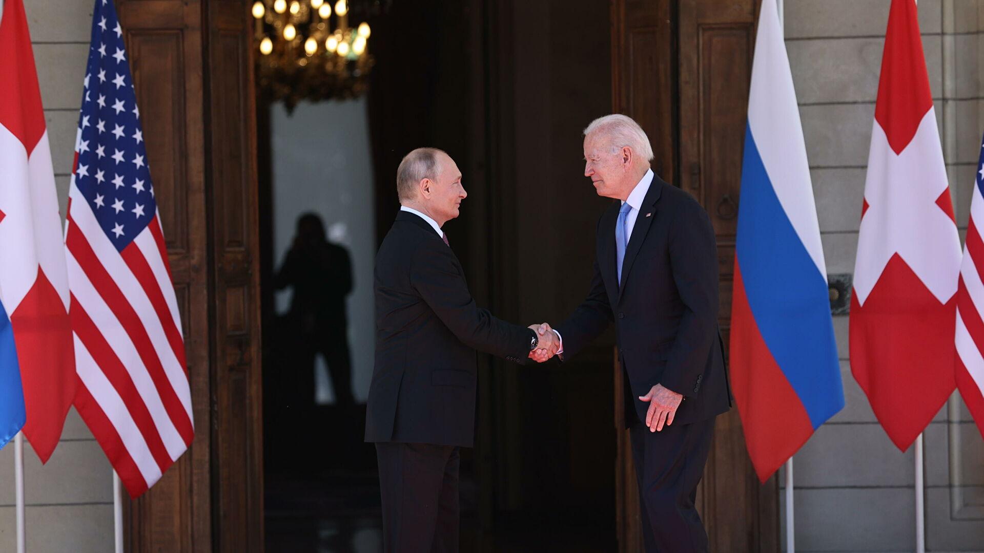 Кремљ: Разговори Путина и Бајдена протекли отприлике како се и очекивало