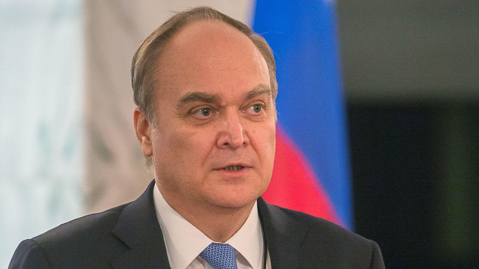 Антонов: Путем санкција немогуће успоставити узајамно разумевање и стабилизовати односе