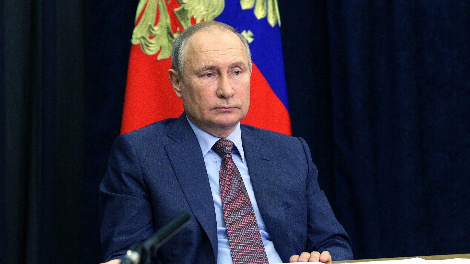 Путин: Обим и глобална природа идентификованих проблема захтевају удруживање напора свих држава