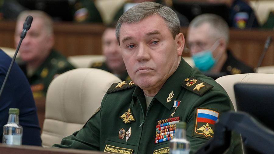 Герасимов: За Запад приоритет стварање једнополарног света