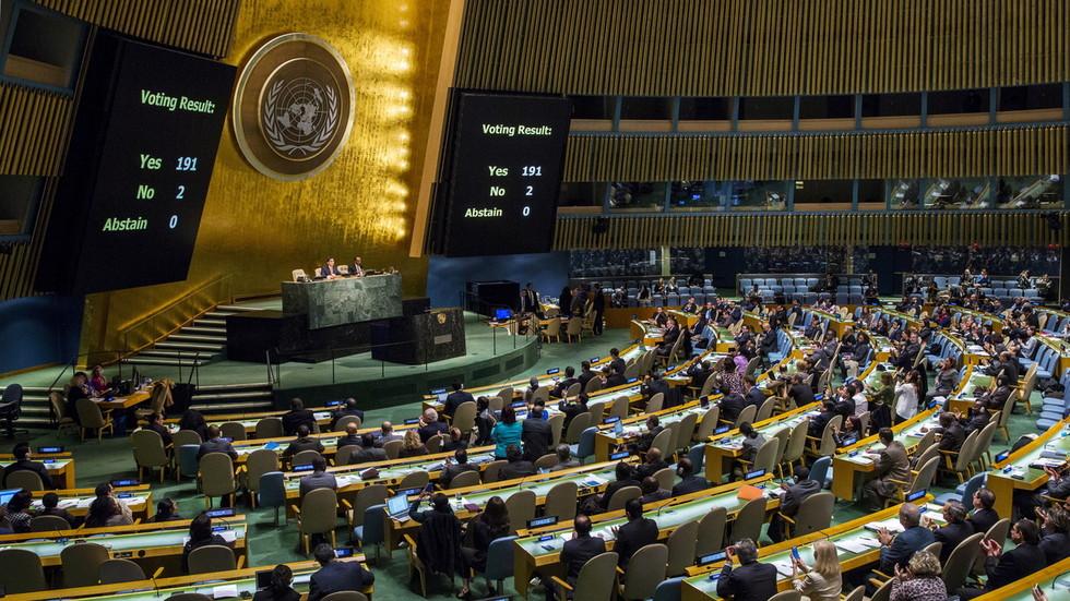 РТ: Русија позива на реформу СБ УН-а: Лавров наводи да Запад има прекомерну заступљеност и да би требало да укључи више држава